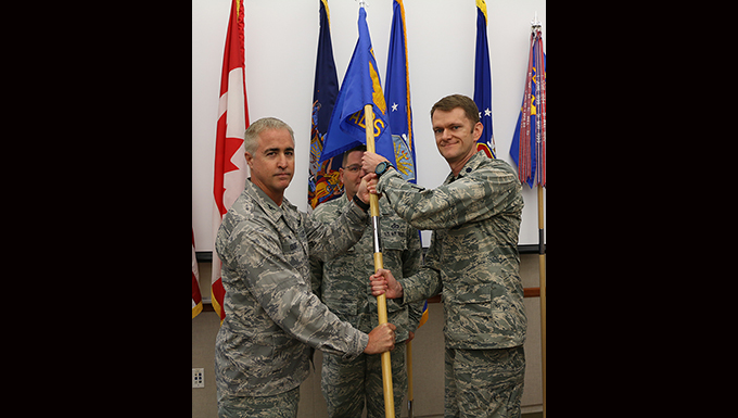 Roos is New 224th ADS Commander