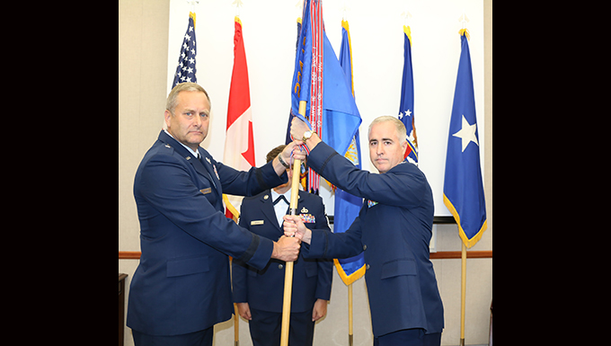 Quigley is New 224th ADG CC
